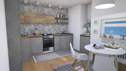 RestyleThisRoom_LOOKBELOW - Kitchen  - by ANAAPRIL