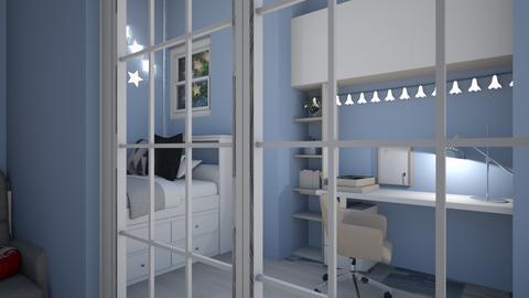Small Bedroom - Modern - Bedroom  - by MillieBB_fan