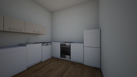 Kitchen - by okarowland