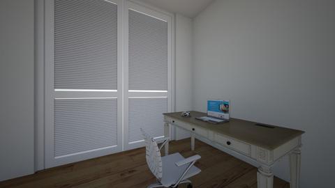 virtual enviroment - Modern - Office  - by hicran yeniay