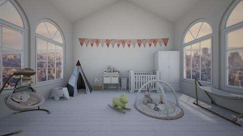 babys room - Classic - Kids room  - by sophiell