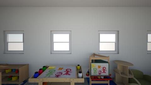 zhu zhan - Kids room - by KUWKTXUHXTEHARHVCFFNAZULPLTQGJK