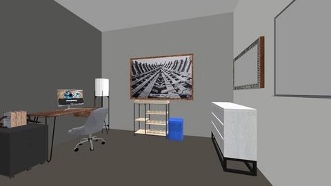 maison n1 - Living room  - by diiii