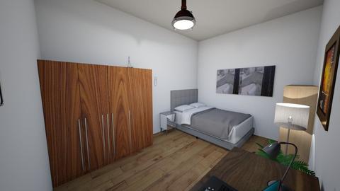 merels bedroom - Bedroom  - by bromeo