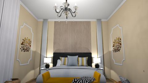 TEST - Bedroom  - by Rowayda