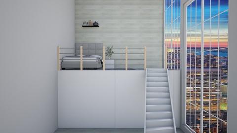 platform - Bedroom  - by freewillie