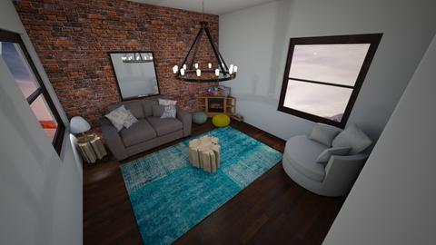 lakeside hideaway - Classic - Living room  - by JarvisLegg