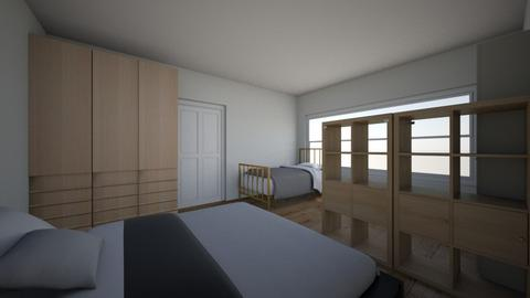 Dobele_gulamistaba - Country - Bedroom  - by mazais