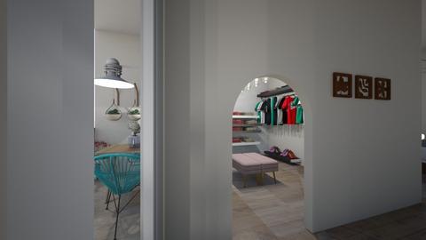bedroom cool  - Modern - Bedroom  - by kenl