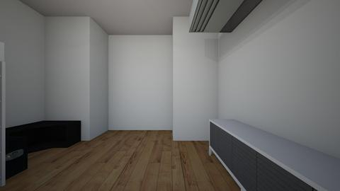 bikoy uncompleted room - Modern - by CABILLAN