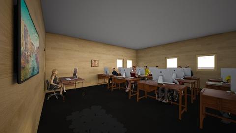 school - Office - by jedwa404