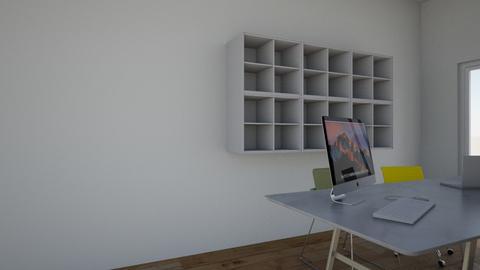 BeginPostjesweg - Minimal - Office  - by Elisehenry