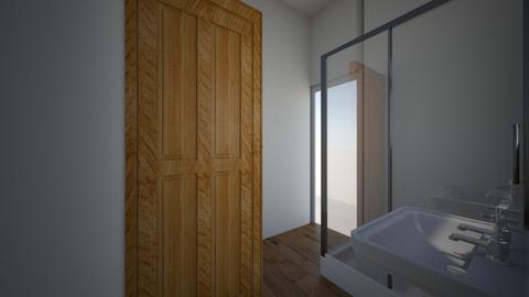 Nick1 - Bathroom  - by nick george