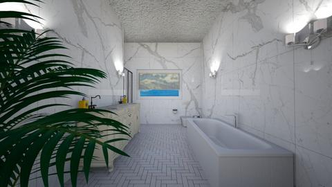 beach bathroom - Bathroom  - by jaxo