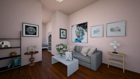 modern living room  - Modern - Living room - by Adrianna 808