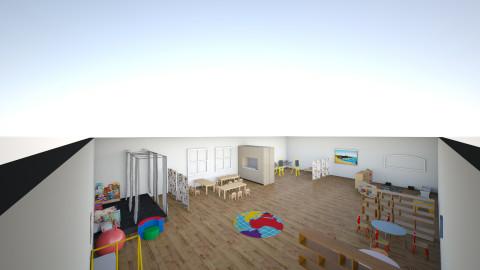 forskolanhavsdjupet - Modern - Kids room  - by sarahseamark