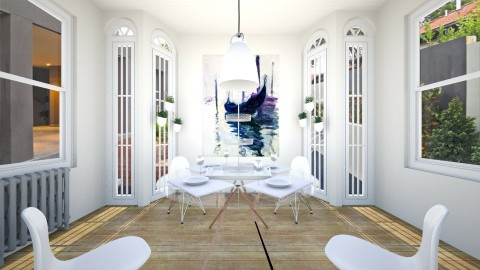 Dining ROom - Dining room - by Faiths441