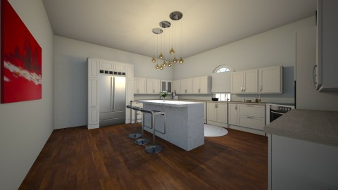 kitchen - by lana alba