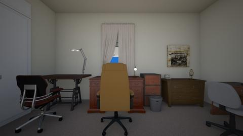 Couples Home Office - Office  - by mspence03