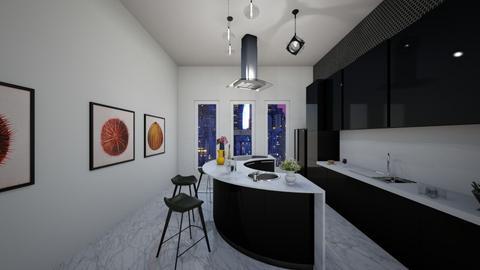 cozinha moderna  - Kitchen  - by bruna matos