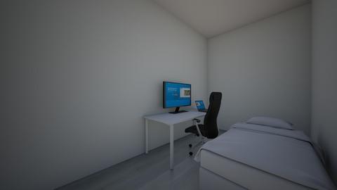 k - Minimal - Bedroom  - by blikpak