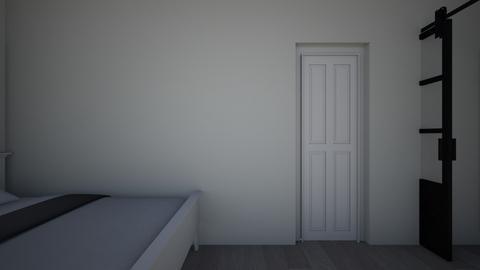 misael room 1 - Bedroom  - by misael rodriguez