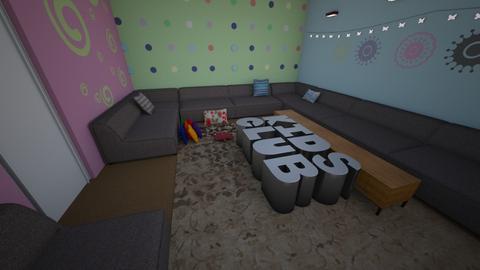super cozy - Living room  - by M_L_A
