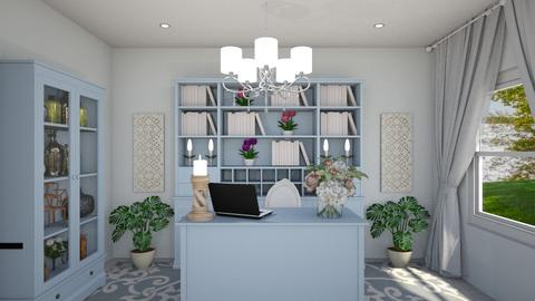 Office Goals - Office  - by karihegstrom