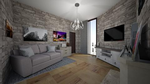 Tivcsi - Modern - Living room  - by Ritus13
