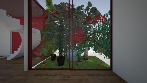 MONTE VERDE - Garden  - by elivania