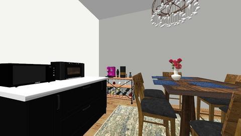 Cozinha - Modern - Kitchen - by Renata  Arieli