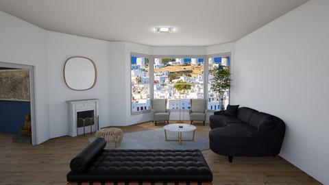 minimal blk - Minimal - Living room  - by seeeeeesiiiiiiii