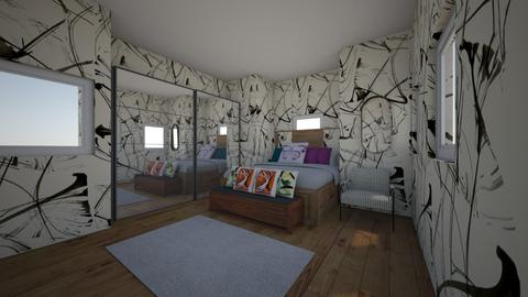 haus5 - Retro - Bedroom  - by vitalencur