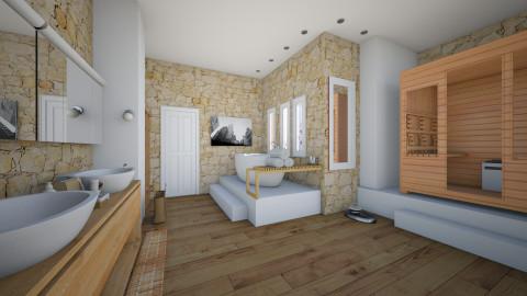 relax bathroom - Modern - Bathroom  - by Angela Quintieri