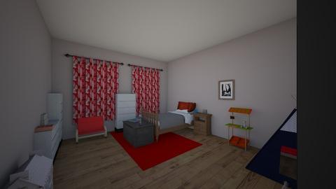 kids room MASH challange - Kids room  - by izzy04