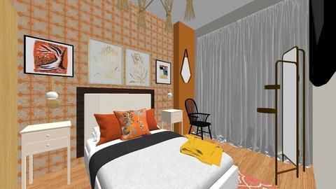 DORMITORIO - Bedroom  - by poslita