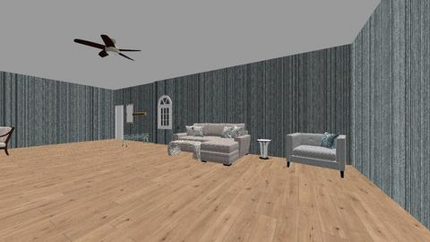 In progress - Modern - Living room  - by RainbowCupcakes