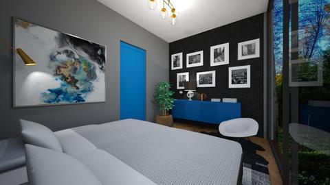 home - Bedroom  - by mo_de_in_studio