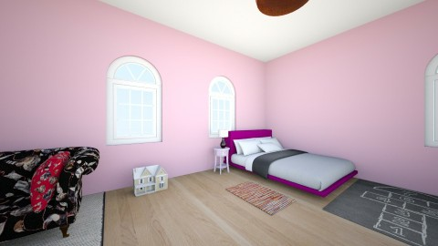 kids bedroom - Classic - Kids room  - by xViktoria12
