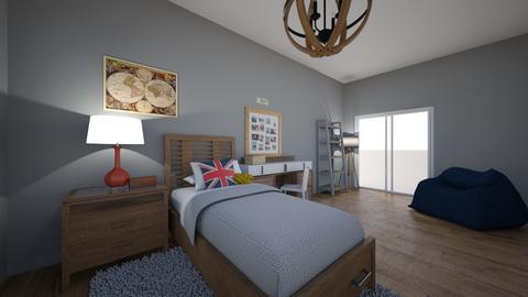 lAWDB - Bedroom  - by berebonita