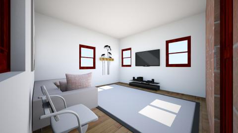 just a room - by Niranjan Nin