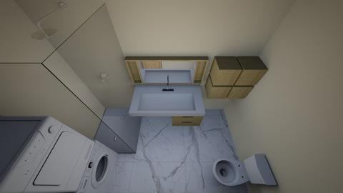 Vonios kambarys17 - Bathroom  - by JurgaVSRC