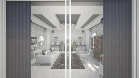 Humpty Part VI - Living room - by Nurul Yunita Sari Ginting