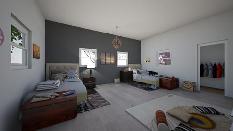 Future room - Vintage - Bedroom  - by PINKYPIE283
