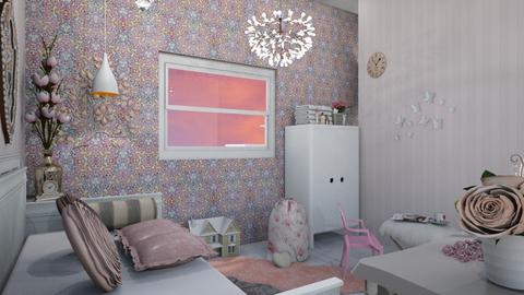 Mas room - Glamour - Kids room  - by abbi jerath