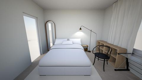 FIGE_salt - Minimal - Bedroom - by c_sun