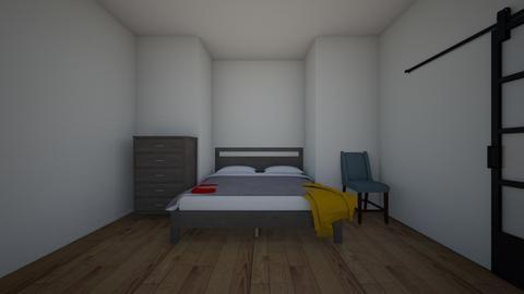 Cozy Room  - Modern - Bedroom  - by RGOSCH8