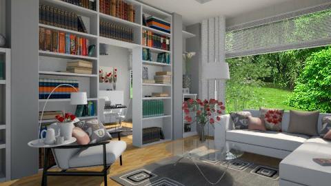 Marquis - Living room  - by Violetta V