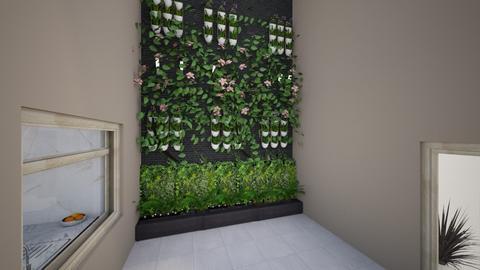muro verde 3 - Garden  - by Claudia Servin leyva