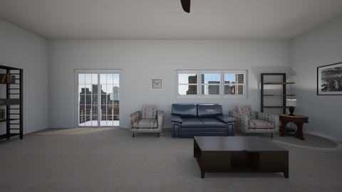 New York Room - Living room  - by WestVirginiaRebel